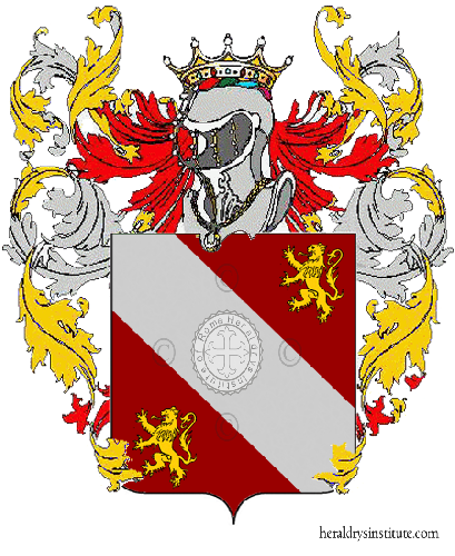Coat of Arms of family Sbarbato