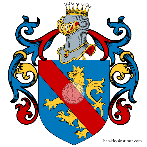 Coat of Arms of family Nazio