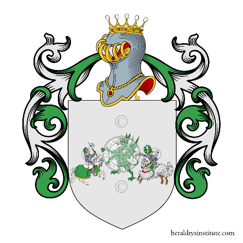 Coat of Arms of family Esposito