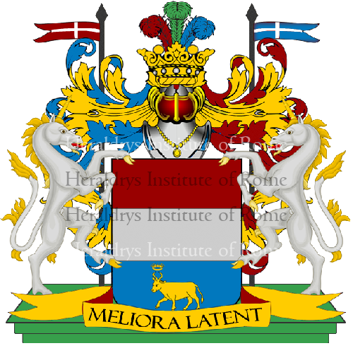 Coat of Arms of family Smanzi