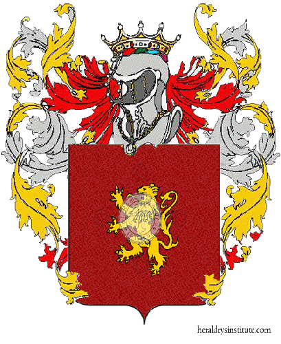 Coat of arms of family Donello