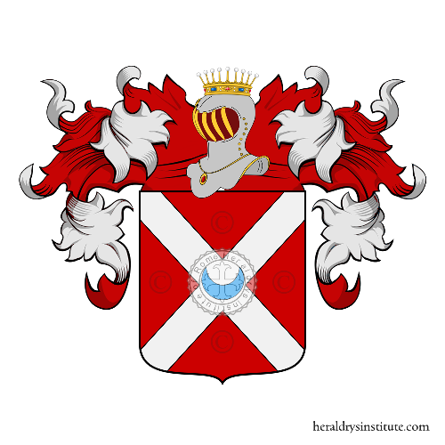 Coat of Arms of family Di Bernardini