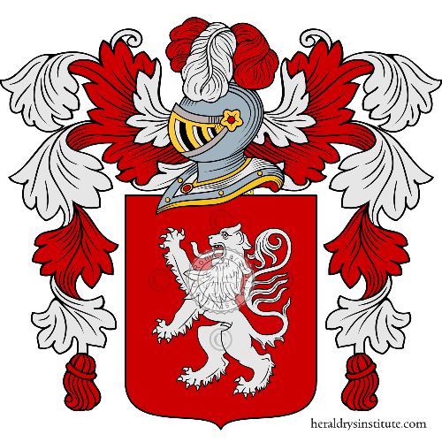 Coat of Arms of family Poddu