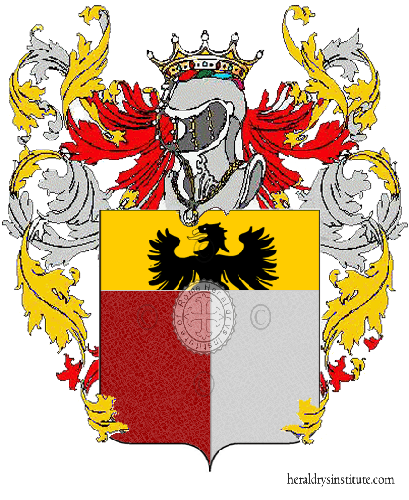 Coat of Arms of family Dalla Pasqua