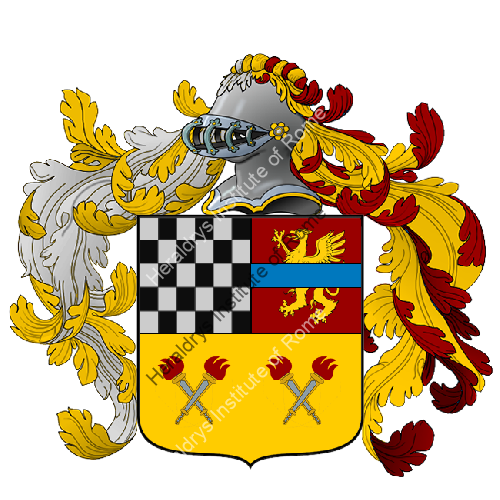 Coat of Arms of family Vellato