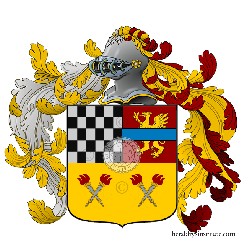 Coat of Arms of family Velleca