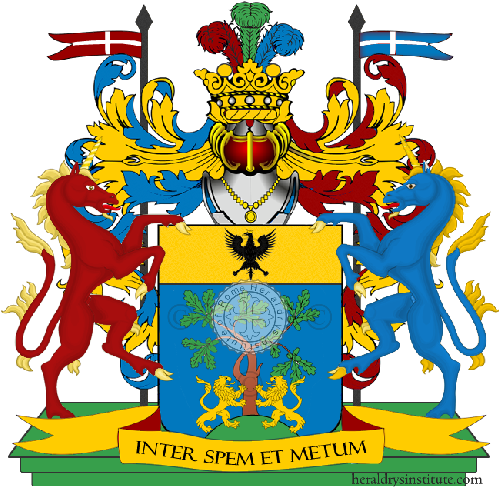 Coat of Arms of family Vicorito