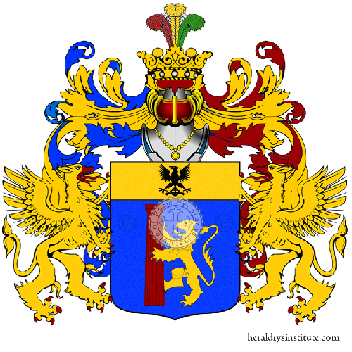 Coat of Arms of family Pierba