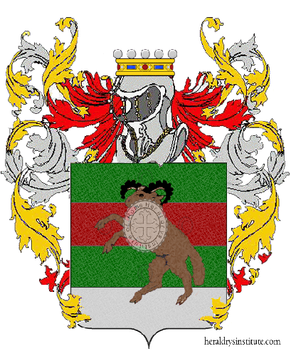 Coat of Arms of family Nartusi