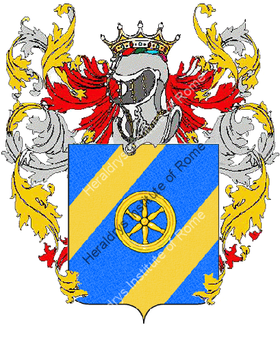 Coat of Arms of family Vezzini