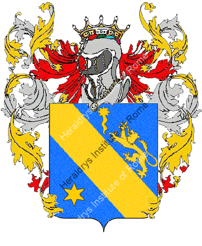 Coat of Arms of family Matonte