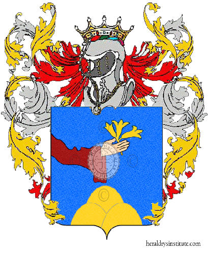 Coat of Arms of family Provenzani