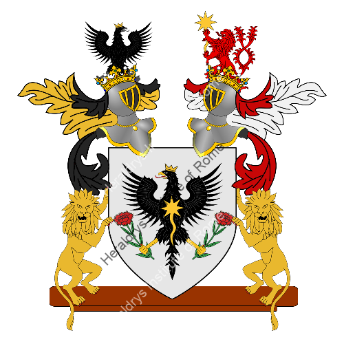 Coat of Arms of family Pizzino