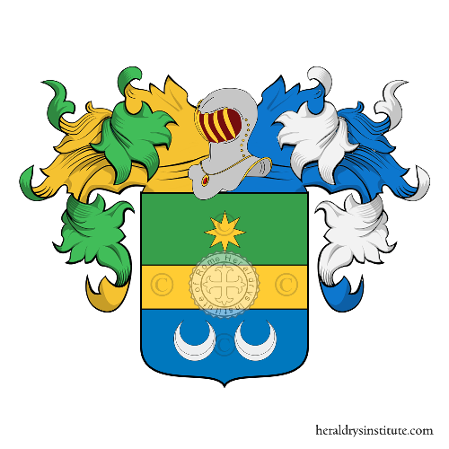 Coat of Arms of family Perfetto
