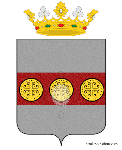 Coat of Arms of family Tolando