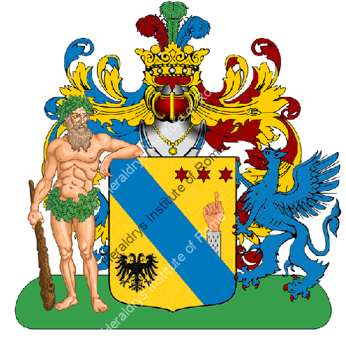Coat of Arms of family Pitale
