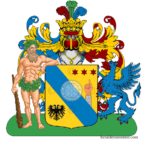 Coat of Arms of family Svitale