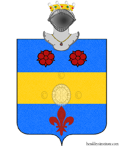 Coat of Arms of family Sanmarco