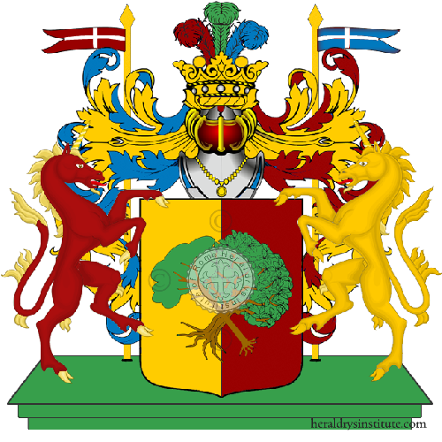 Coat of Arms of family Scambi