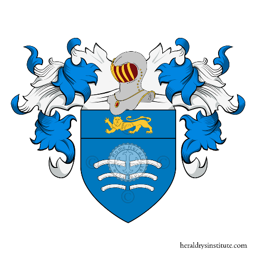 Coat of Arms of family Di Costanzo