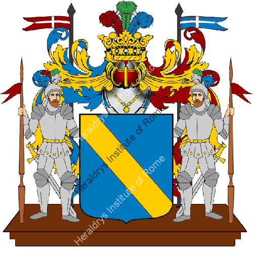 Coat of Arms of family Selano