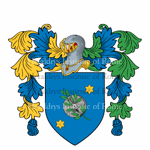 Coat of Arms of family Emola