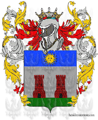 Coat of Arms of family Dettorini