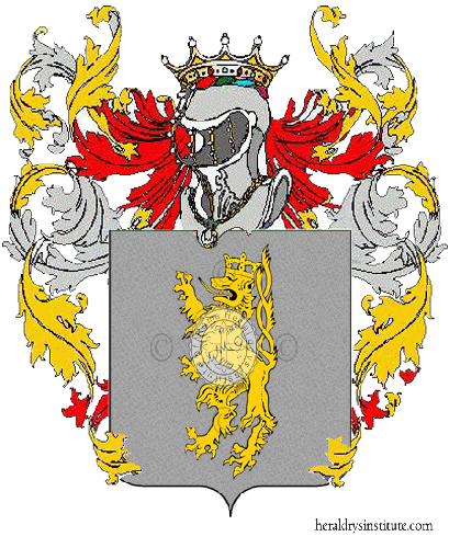Coat of Arms of family Ricali