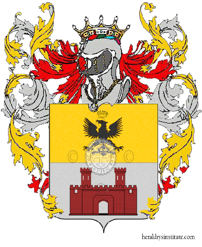 Coat of Arms of family Nottolini