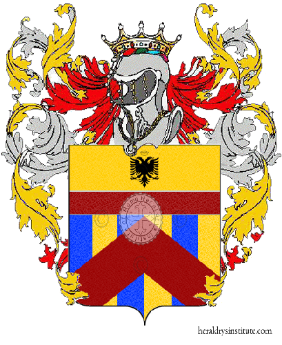 Coat of Arms of family Veccari