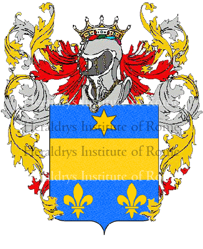 Coat of Arms of family Piso