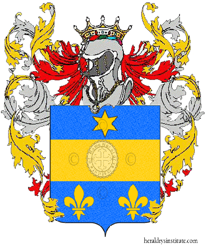 Coat of Arms of family Risocaro