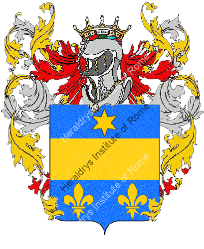 Coat of Arms of family Risoldi
