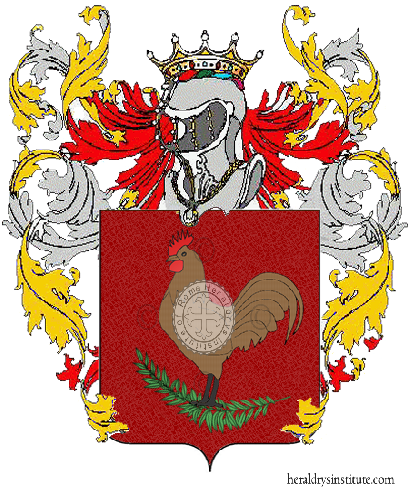Coat of Arms of family Fleres