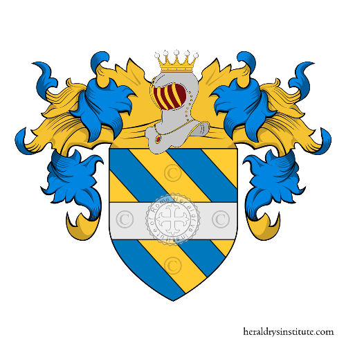 Coat of Arms of family Pambianchi