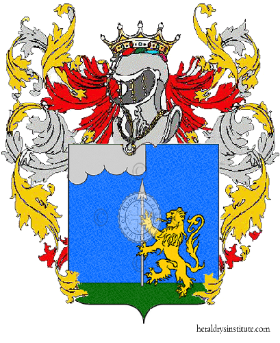 Coat of Arms of family Scarlini