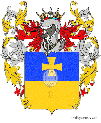 Coat of Arms of family Zotti
