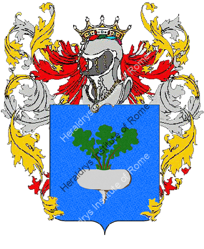 Coat of Arms of family Rapicavoli