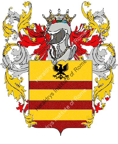 Coat of Arms of family Risola
