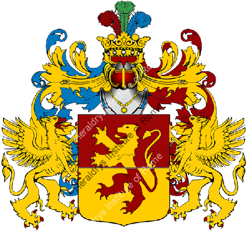 Coat of Arms of family Srusso