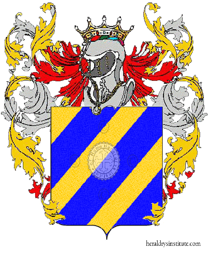 Coat of Arms of family Zapparella