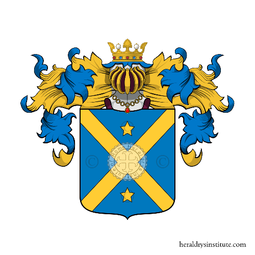 Coat of Arms of family Tombini