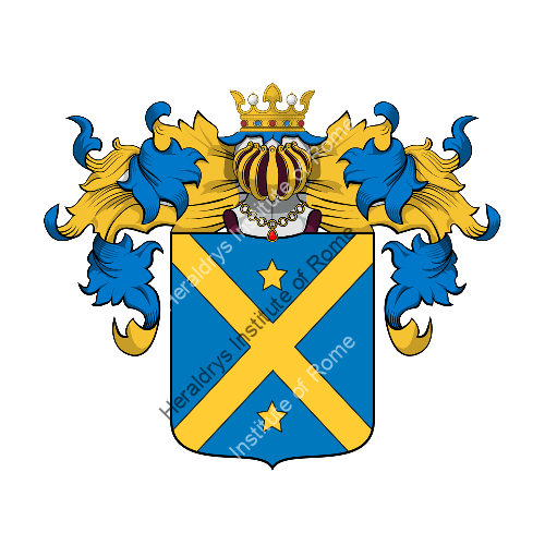 Coat of Arms of family Zombini