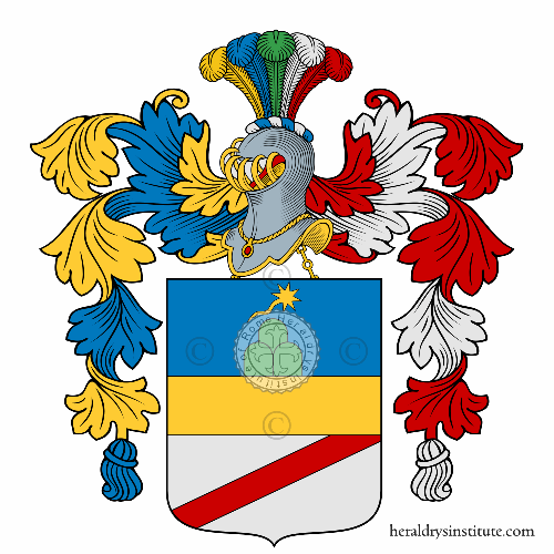 Coat of Arms of family Zuciani