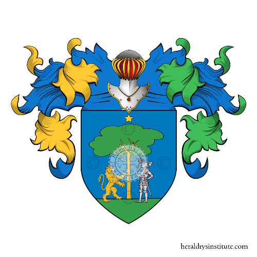 Coat of Arms of family Mazzeo