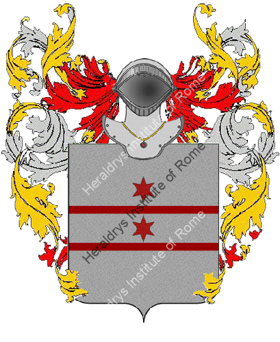 Coat of Arms of family Pettinella