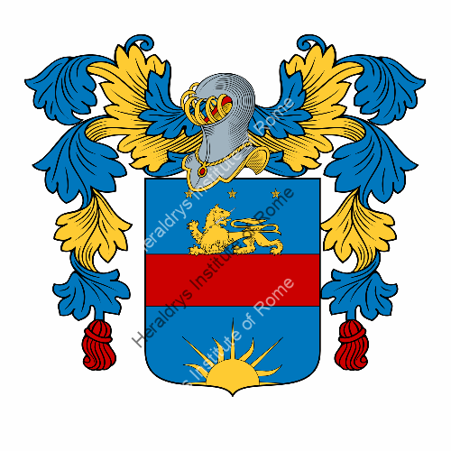 Coat of Arms of family Vincitori