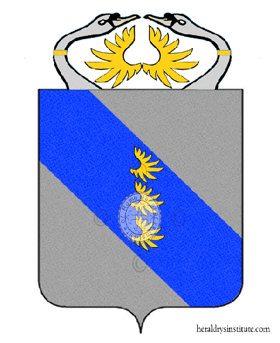 Coat of Arms of family Parro