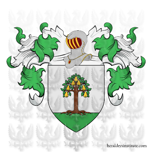 Coat of Arms of family Pire