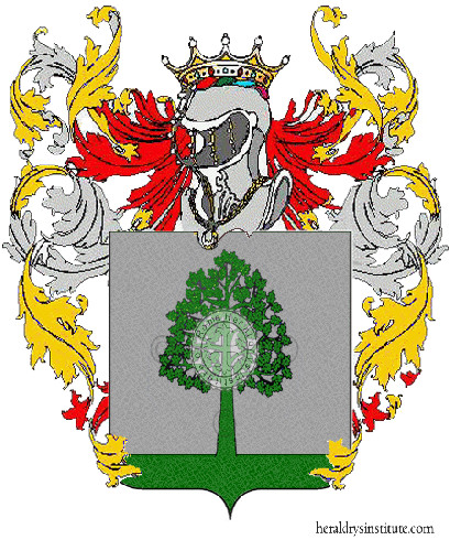 Coat of Arms of family Vugano